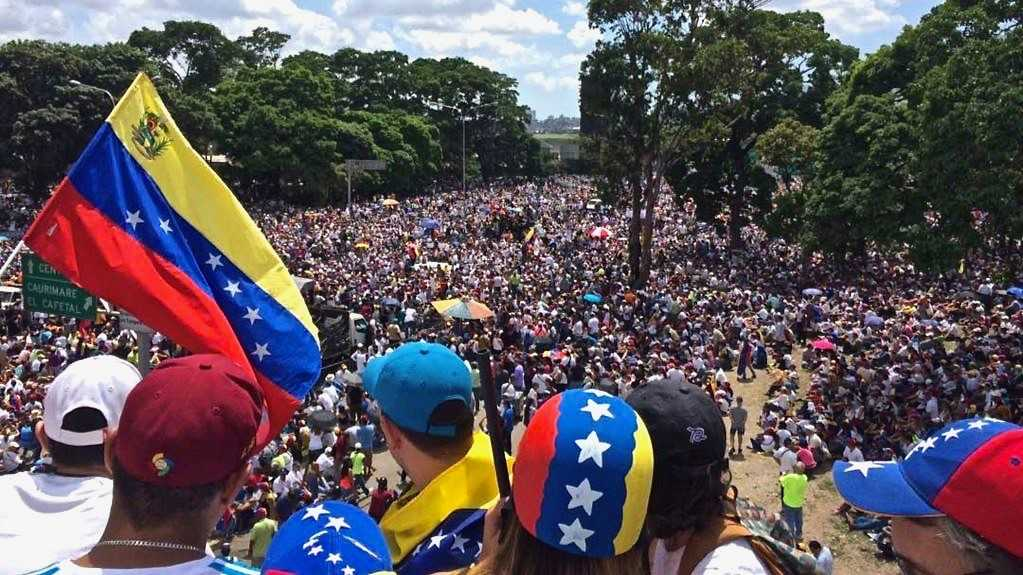 A Time of Urgency: Halt all Forms of U.S. Intervention in Venezuela