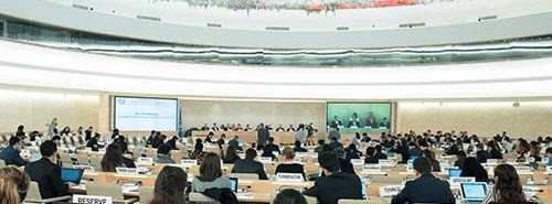 UN expert highlights proposal of a World Parliamentary Assembly in final report