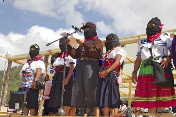 Zapatista Women Inspire the Fight Against Patriarchy