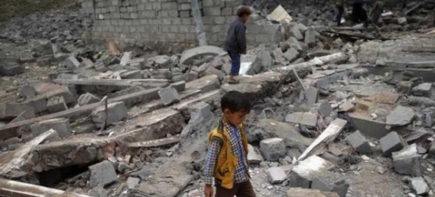 Saudi-US Propaganda by PBS NewsHour in Houthi-held Yemen