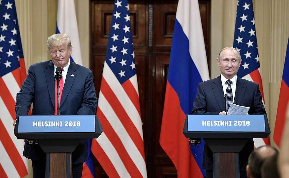 Global Peace Summit: Trump | Putin