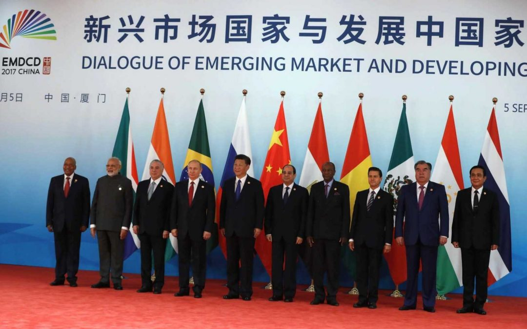 BRICS Summit Held in South Africa While U.S. Trade War Escalates
