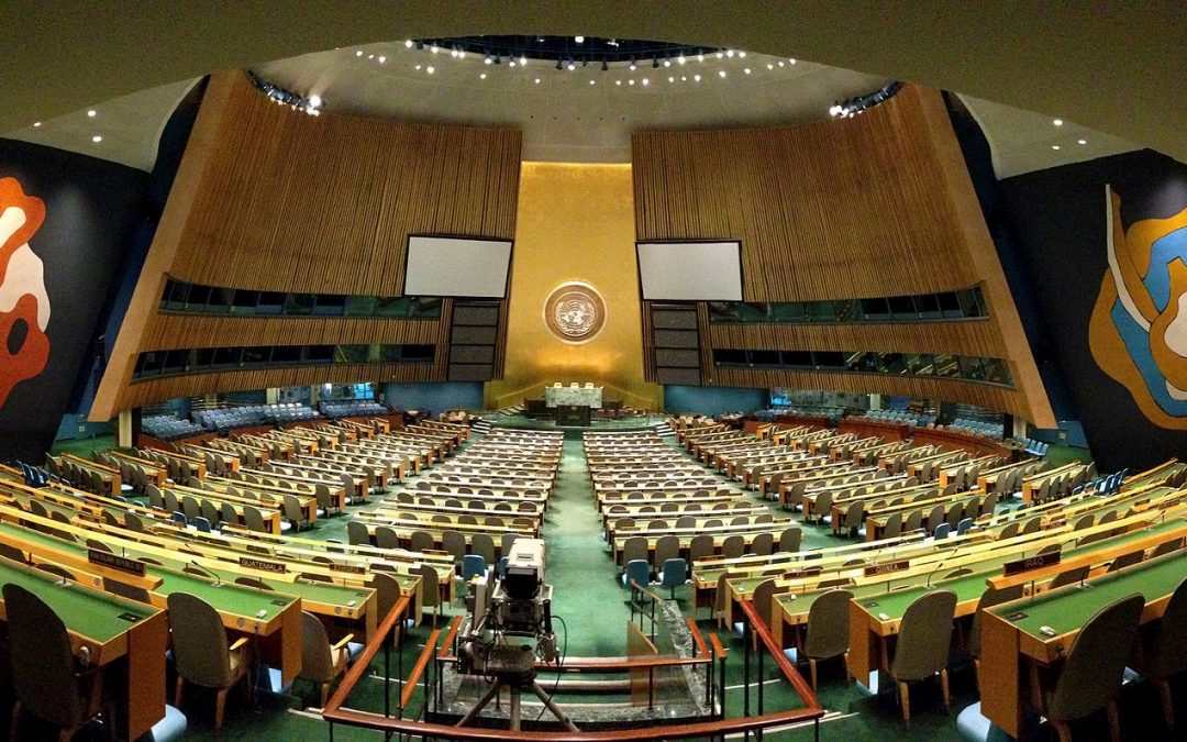 The U.S. and the World Need a UN That Works