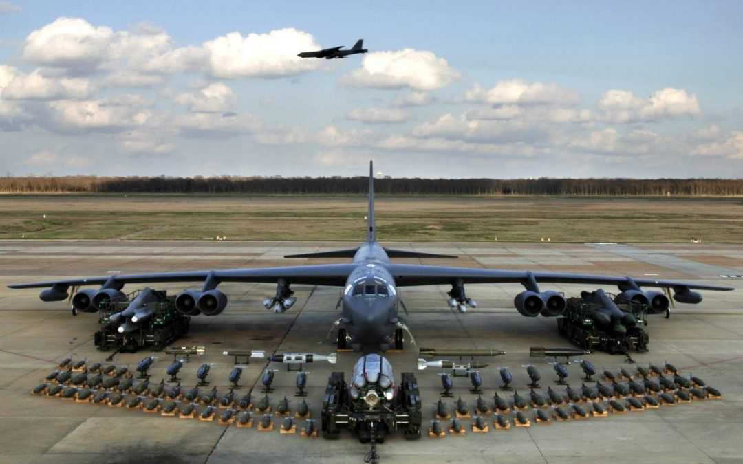 US Nuclear Missiles Deployed in Italy, … Against Russia