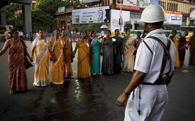Women in India stand up to reactionary forces, call for 'equality, gender sensitivity, and social awakening'