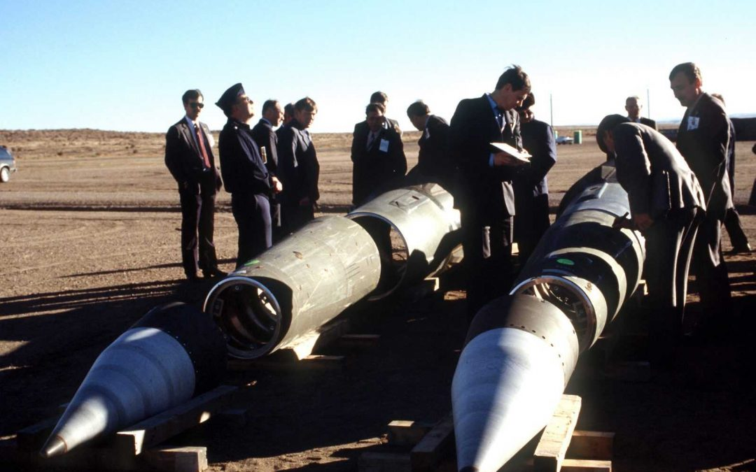 Mayors and Parliamentarians Call on the U.S. and Russia to Preserve the INF Treaty
