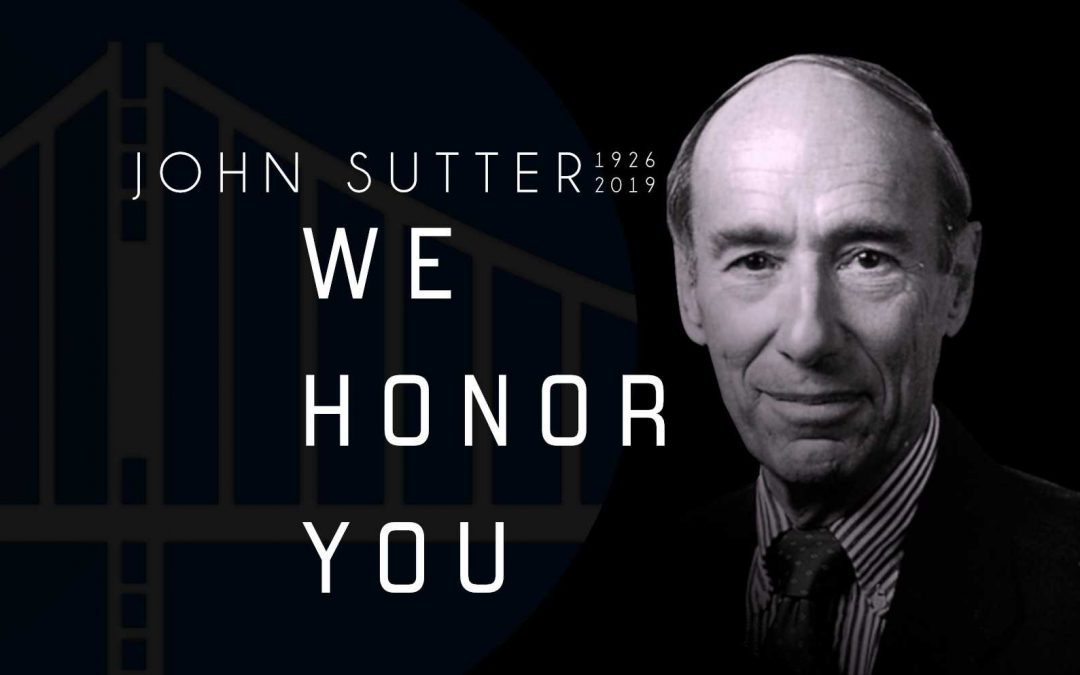 Soldier for Democracy: John Sutter the World Federalist