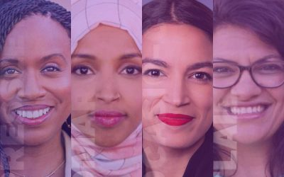 Who's Afraid of Women of Color in Congress?