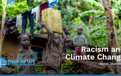 Fighting Racism & Climate Change