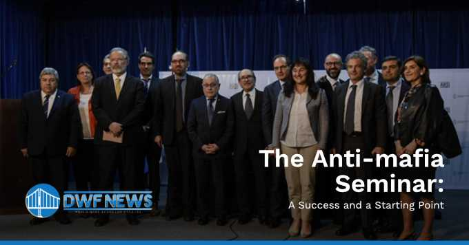 The Anti-Mafia Seminar: A Success and a Starting Point