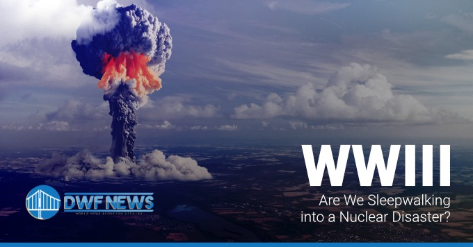 Are We In Danger Of Sleepwalking Into >> Are We Sleepwalking Into Nuclear Disaster Democratic World